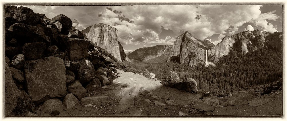 Old Big Oak Flat Road, Yosemite, Jeremy Evans