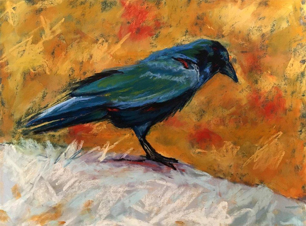 Yosemite Raven, Jo-Neal Graves