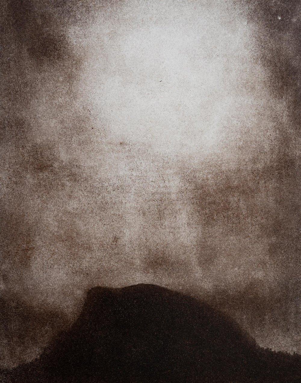 Moon and Clouds, Marek Matusz