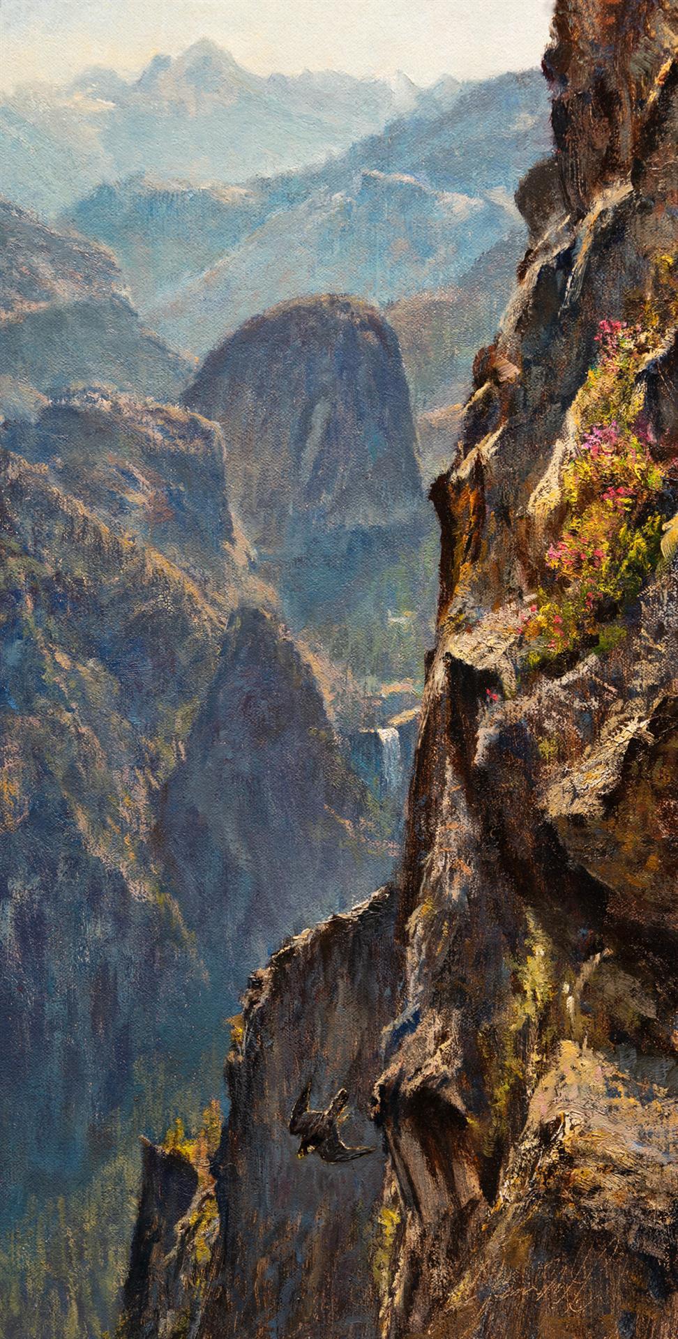 Peregrine Territory, James McGrew