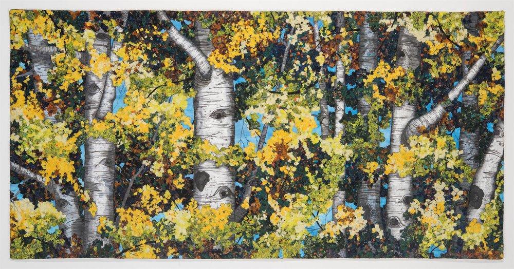 Bird's Eye View, Denise Oyama Miller