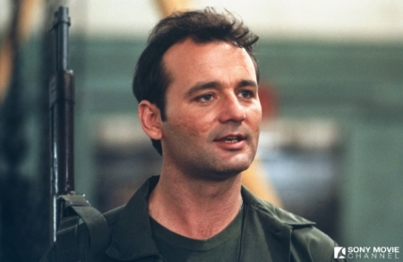 "Bill Murray in ""STRIPES"""
