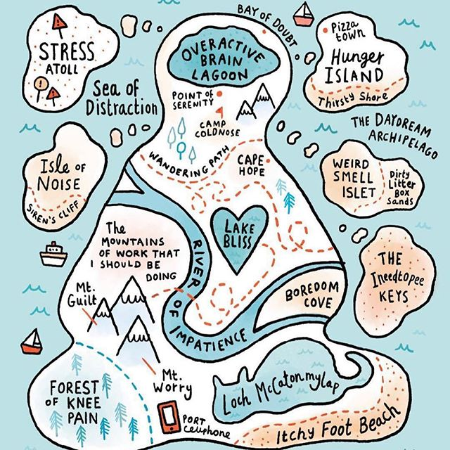 #Repost @ebmeditation with @get_repost ・・・ @mindfulmagazine