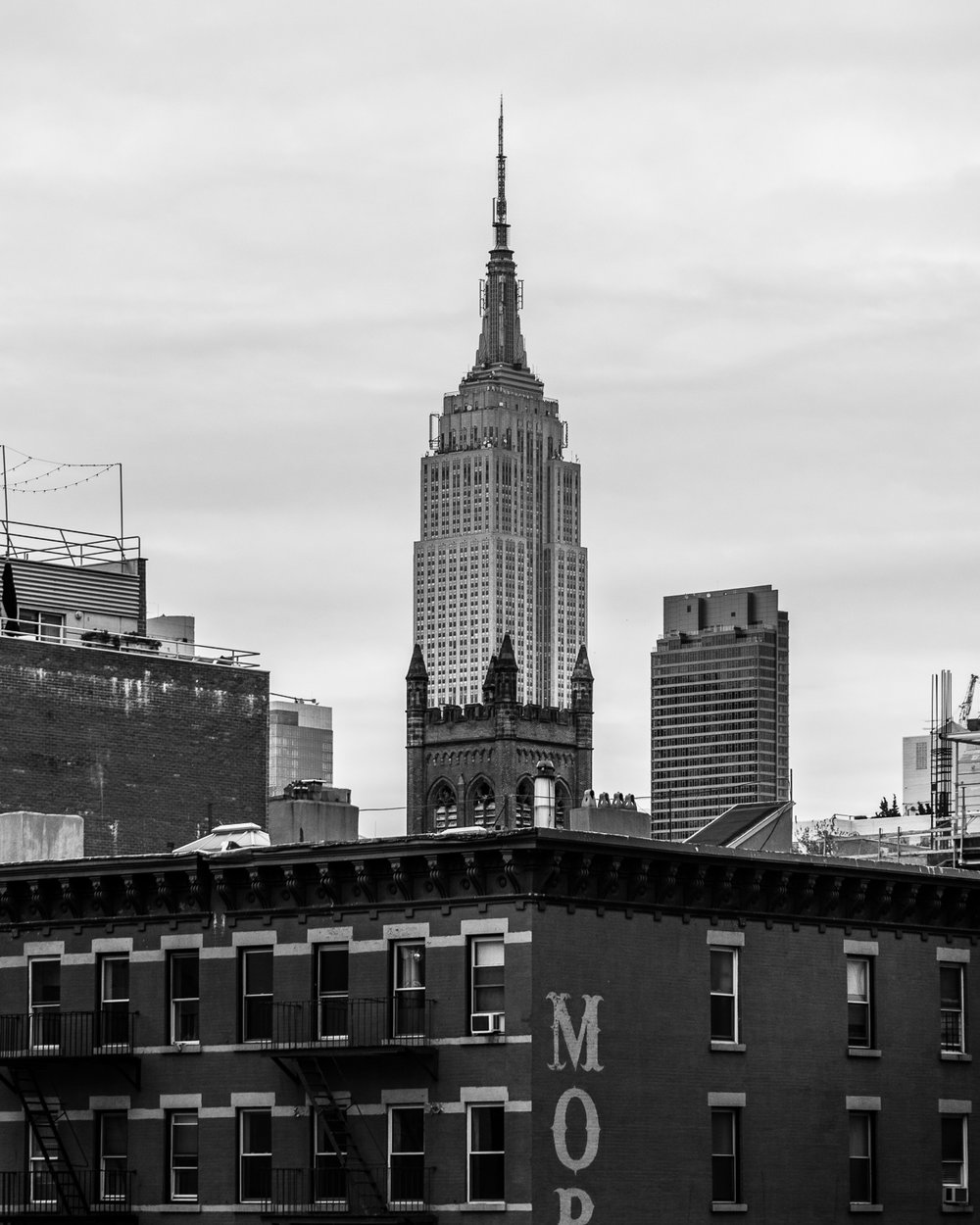 Empire State Building. 2017.