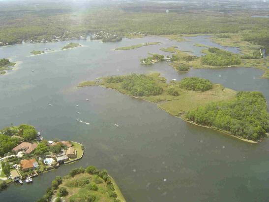 Kings Bay, Crystal River, Florida