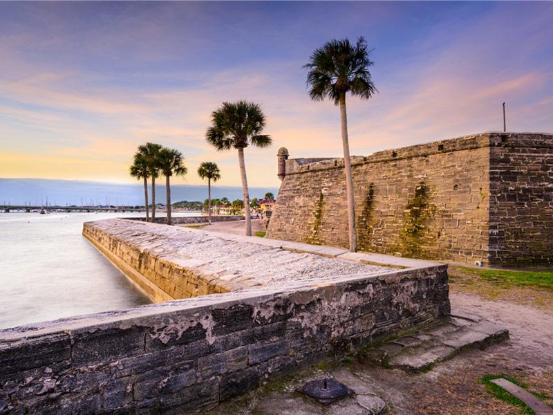 Credit:bigstock.com |Castillo de San Marcos