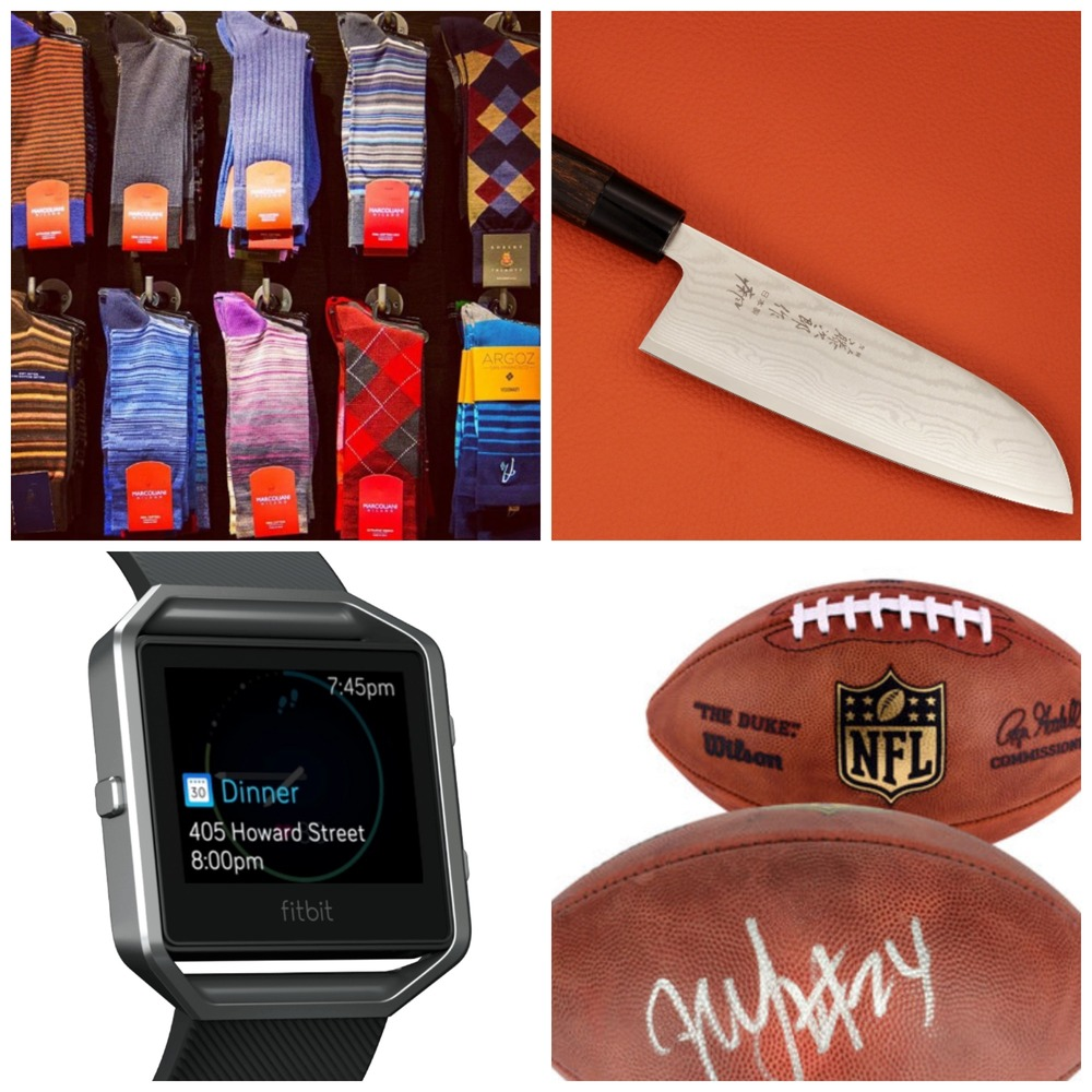 Photos From: Seattle Thread Instagram, Seattle Cutlery, Fitbit, NFL Shop