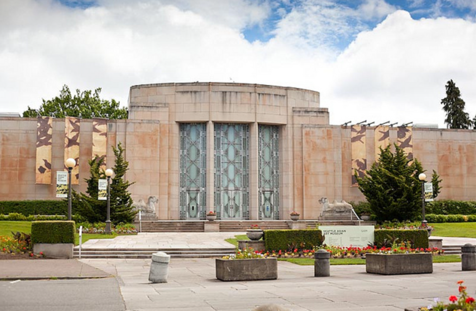 Seattle's Asian Art Museum ( source )