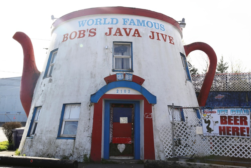 Bob's Java Jive from Say Anything is a bit worn down these days