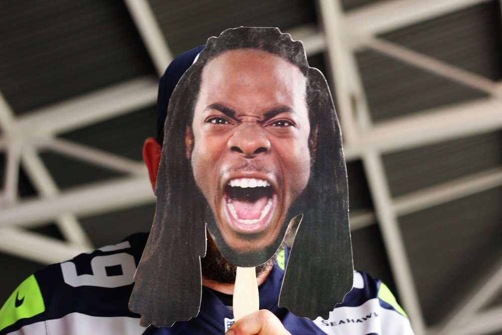 All hail Richard Sherman!