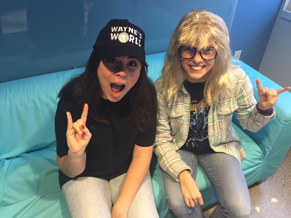 waynes world costumes