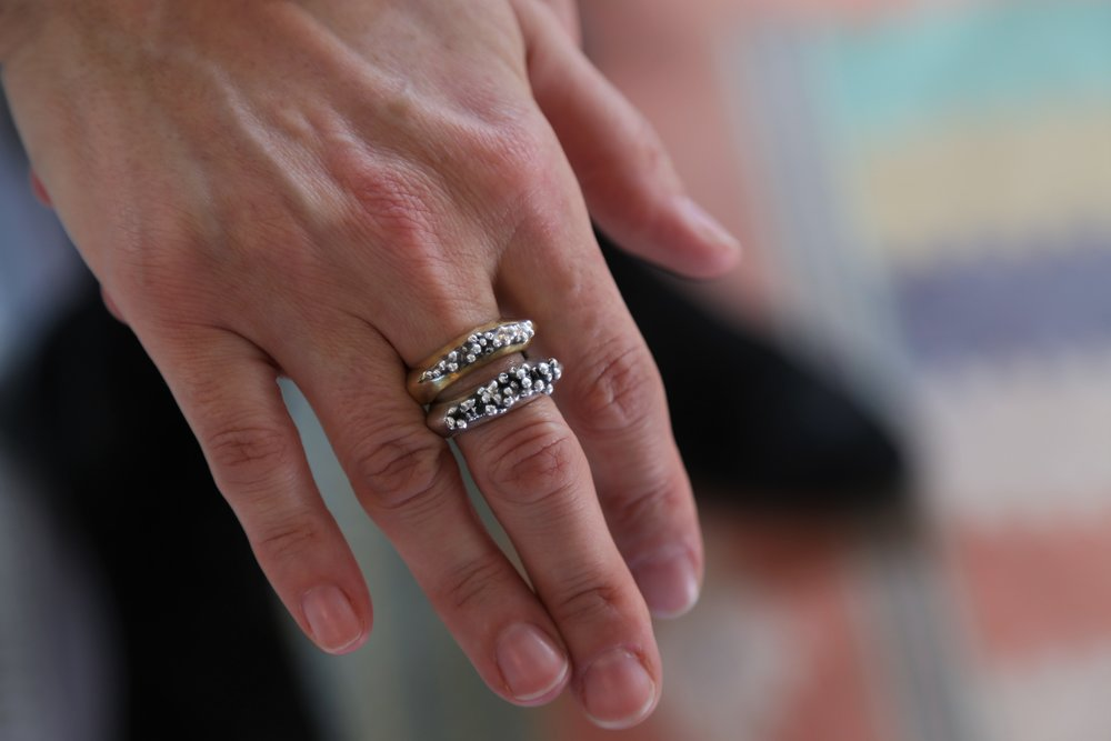 Bridget rings