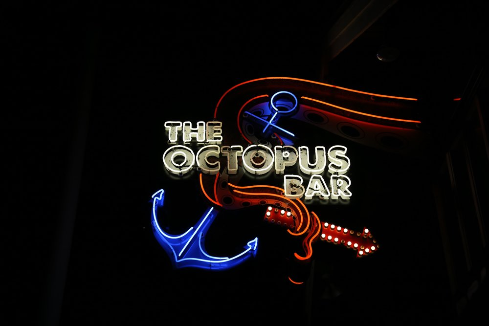The Octopus Bar