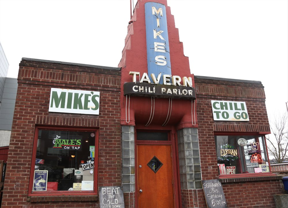 Mike's Chili Parlor