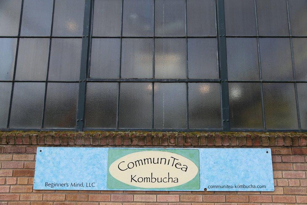 CommuniTea kombucha