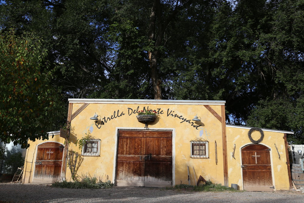 Estrella Winery Santa Fe