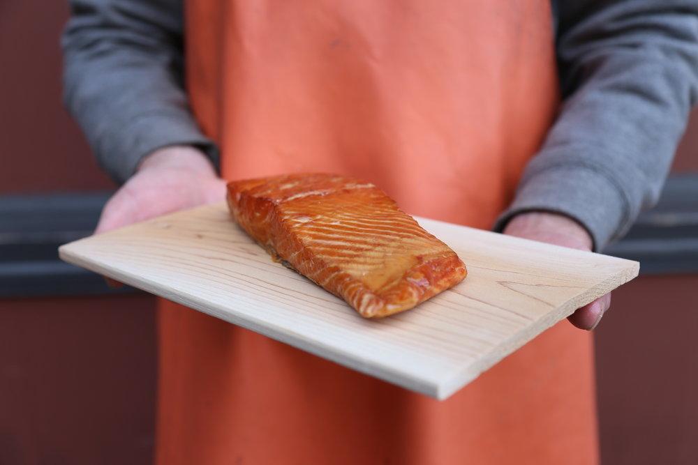 Pike Place Fish Smoked Salmon