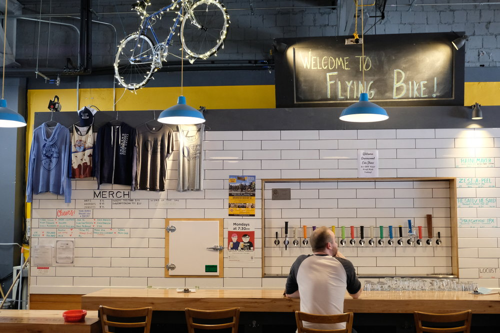 Flying Bike Brewing Cooperative