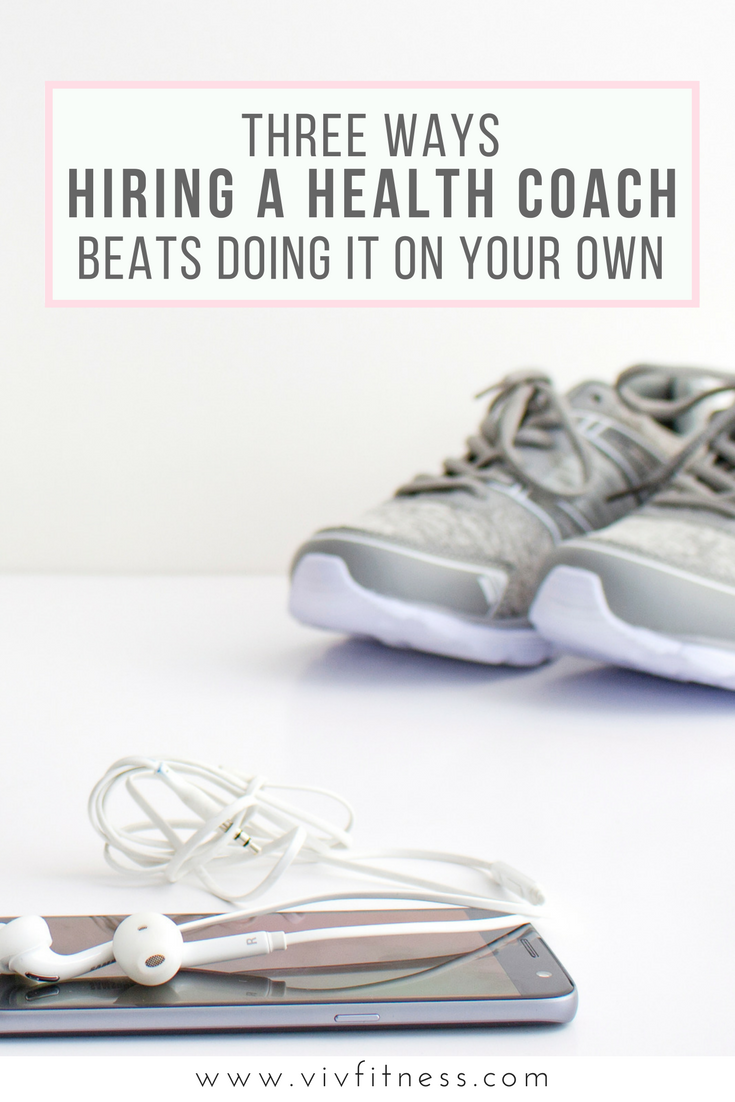 Stop trying to DIY your health! 3 ways hiring a pro beats doing it on your own...