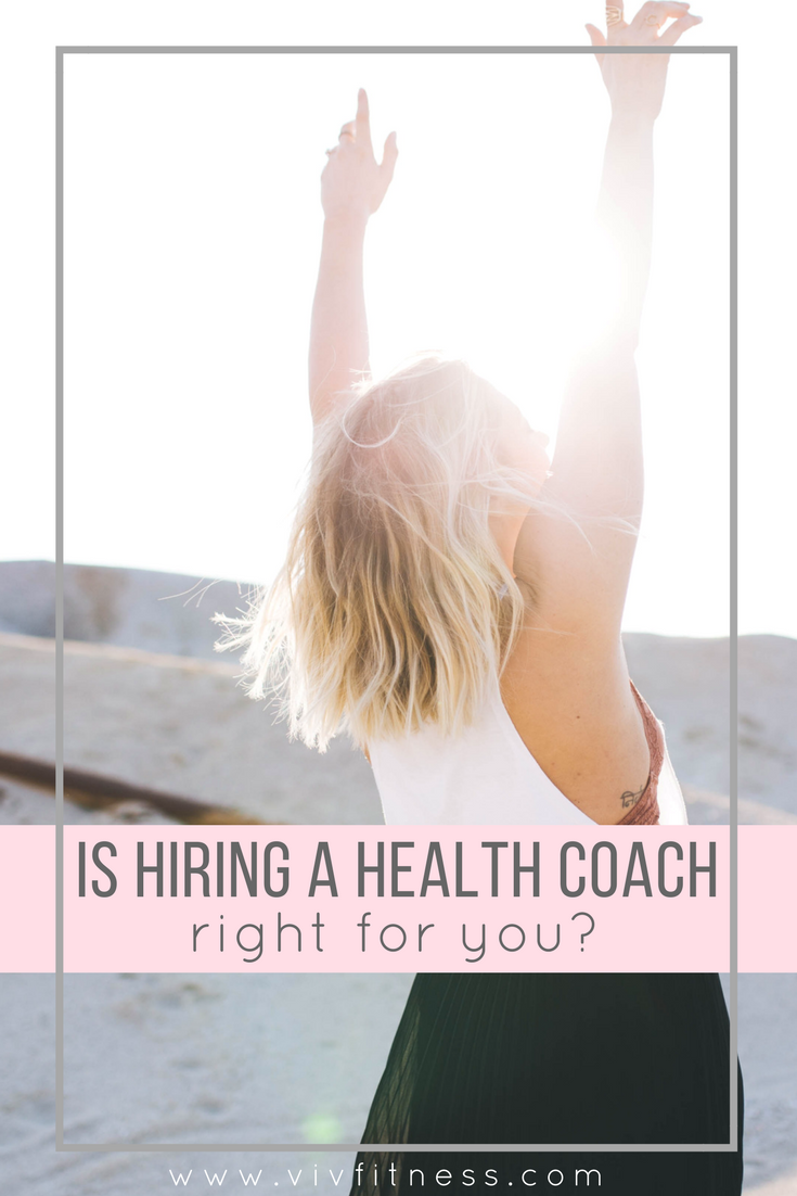Questions to ask yourself when hiring a health coach.