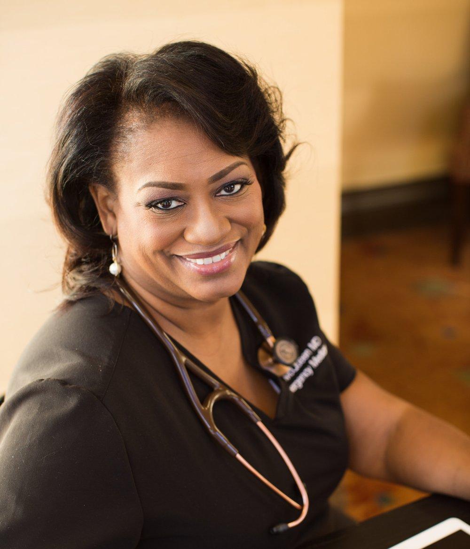 Dr. Yvette McQueen