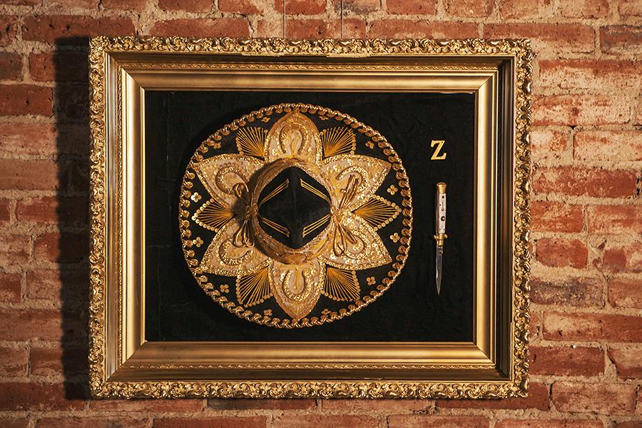 """""""Z for Zoro, Z for Zeta""""  27"""" x 33"""""""