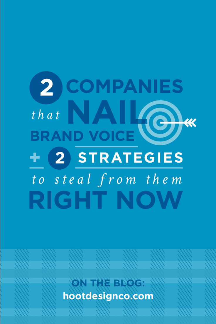 2 Companies that Nail Brand Voice (& 2 Strategies to Steal from Them Right Now)