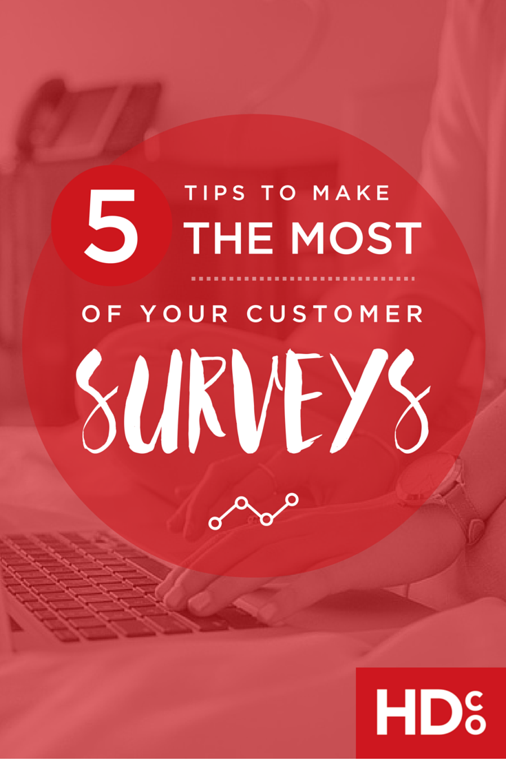 5 Tips to Make the Most of Your Client Surveys [Free Download]