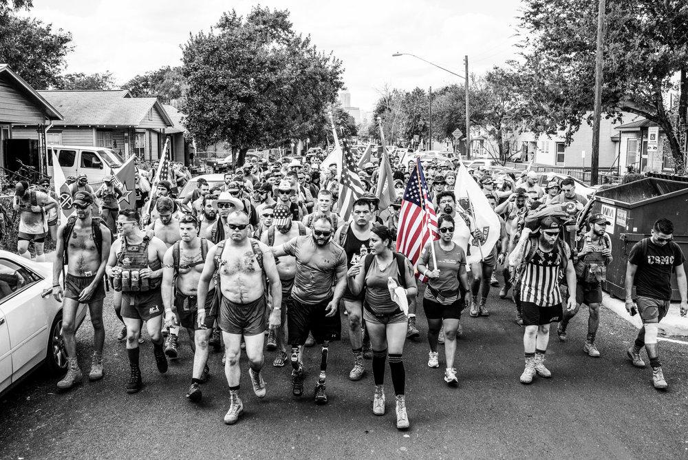 Silkies Hike 2016, Austin, TX