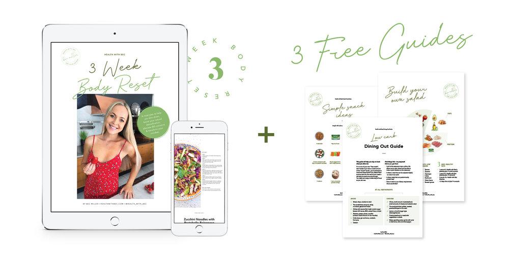 Gut Health Meal Plan Australia