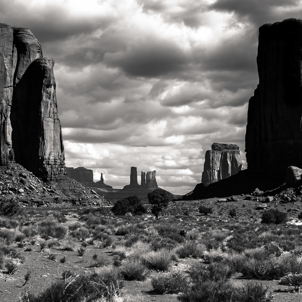 Tsé Bii' Ndzisgaii [2011] Monument Valley, UT, USA