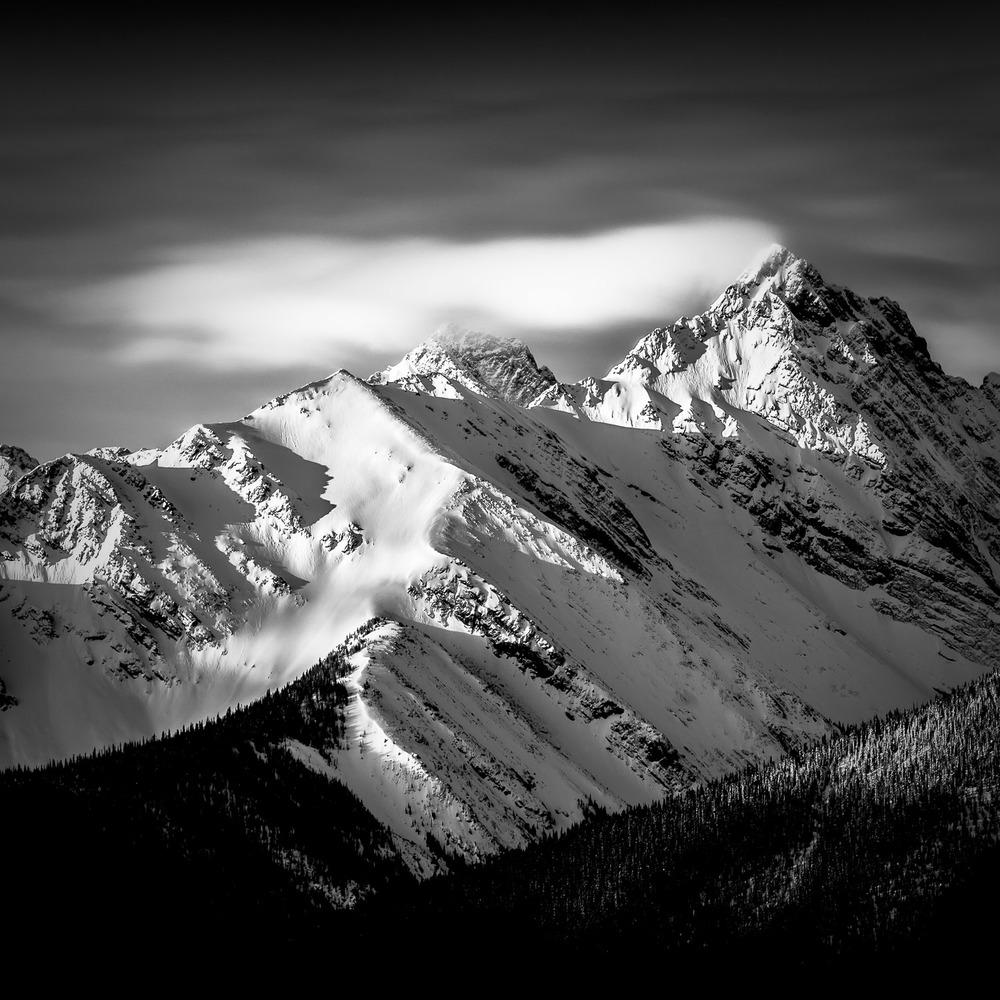 Shedding [2013] Banff NP, AB, Canada