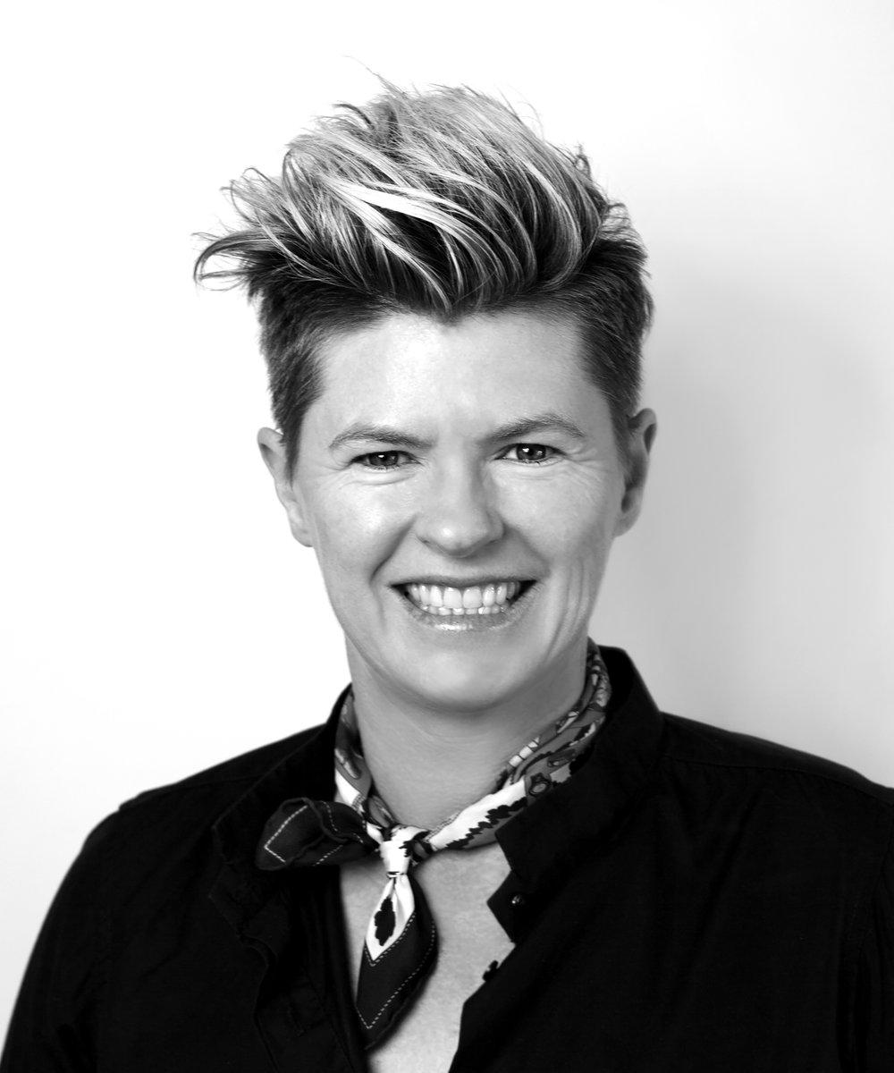 Director, Susi Blackwell