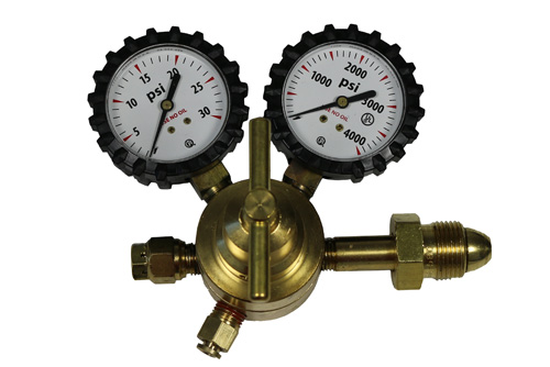 Precision Argon Gas Regulator