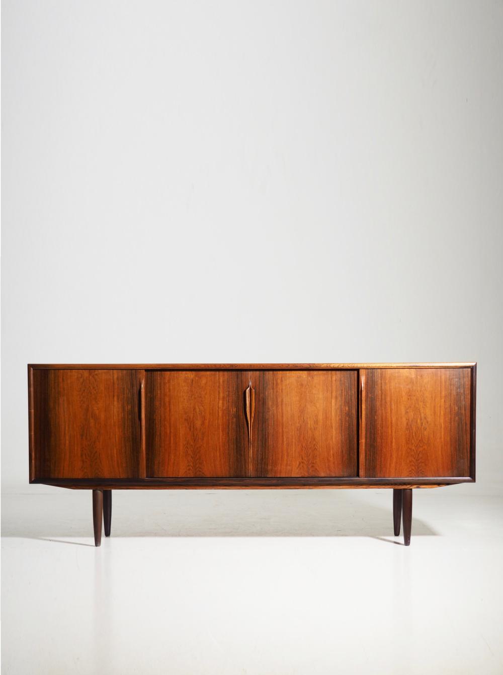 Fine Brazilian Rosewood Sideboard,1960´s.