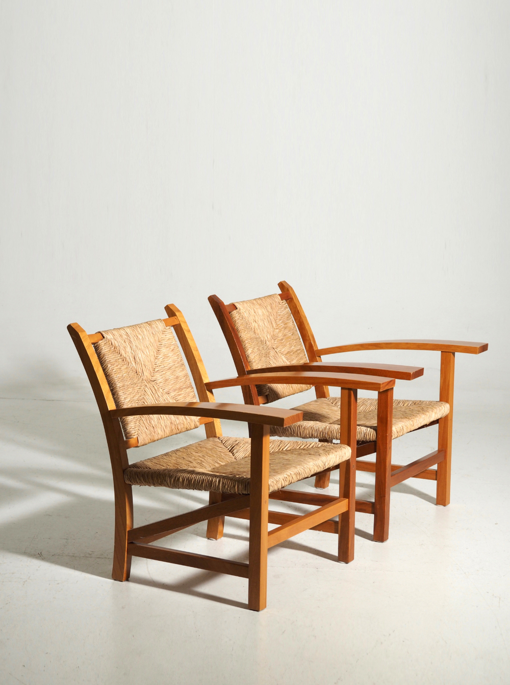 Pair of Armchairs, attributed Josep Torres Clavé