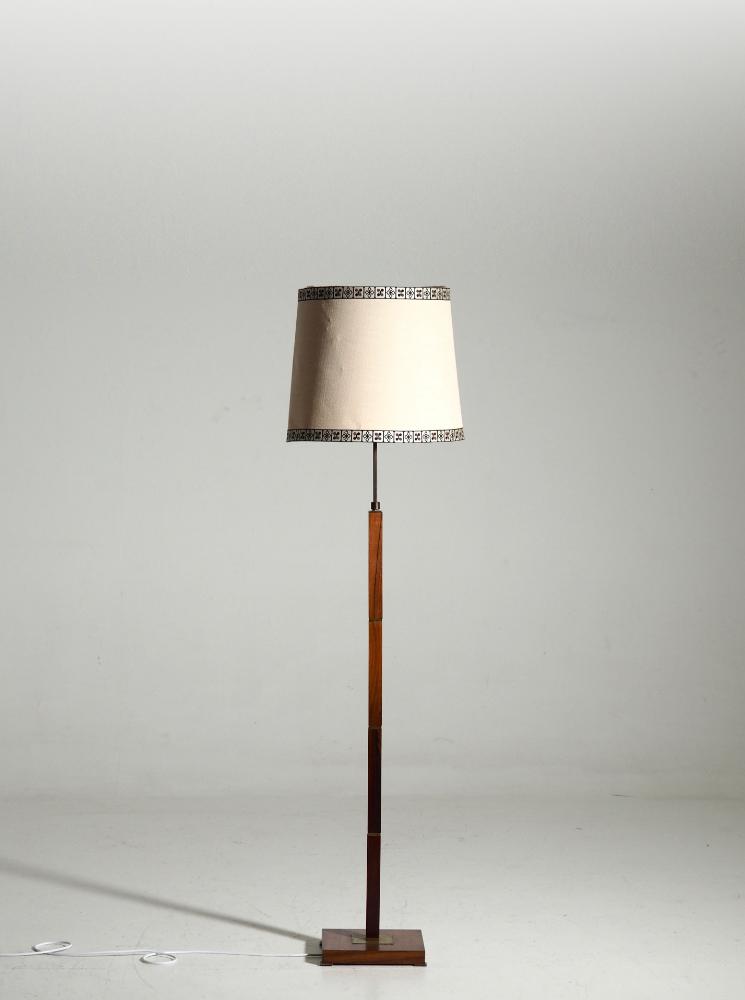 Rare Floor Lamp. Danish Design. 1950-60´s