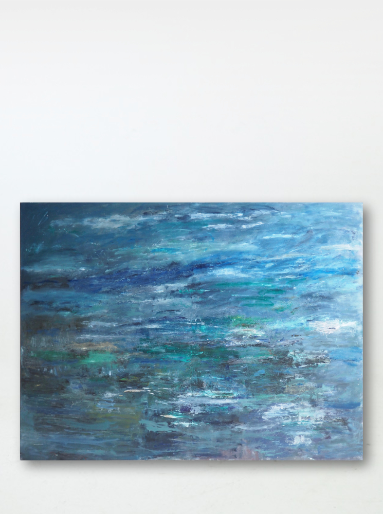 Contemporary painting, signed 'Johan Andersen'