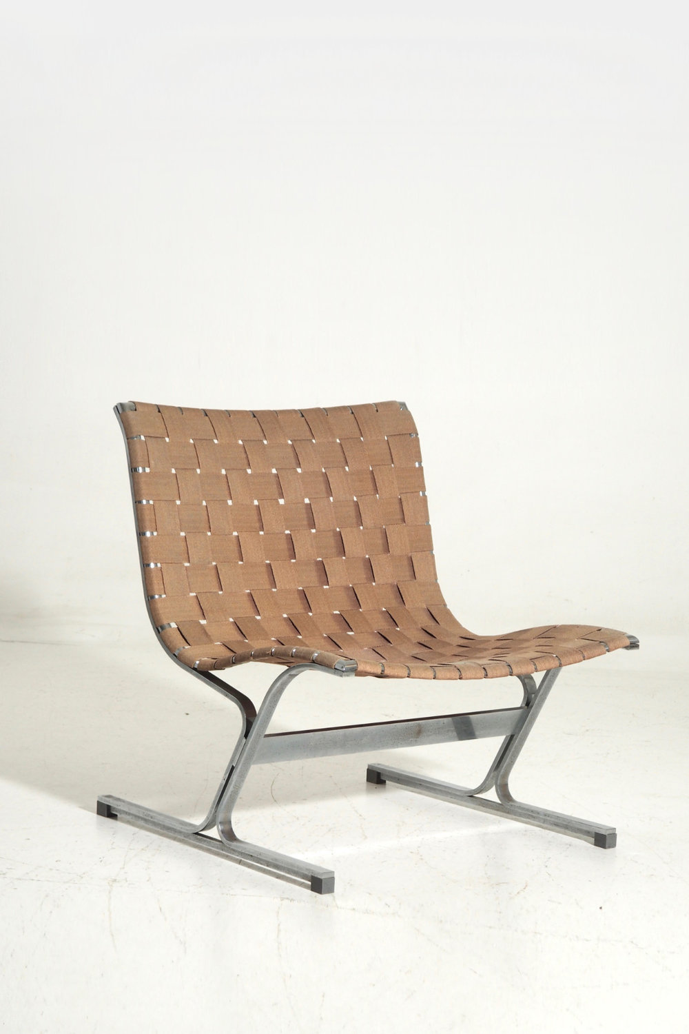 Very rare Italian lounge chair, 60's
