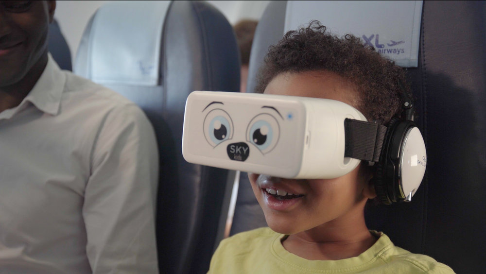 Especially for kids - Keep young travellers entertained on long-haul flightsBecome parents favorite airlineMaintain an ambience for all passengers onboard