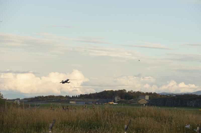 Her er det første bildet av starfighteren. Klikk videre for å se flere.