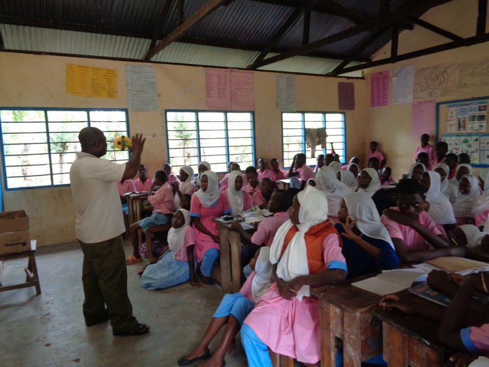 MALINDI-KENYA 200 SOLAR LAMPS Funded by: Ellevio