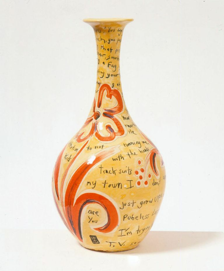 Grayson Perry, Hey You! 2001