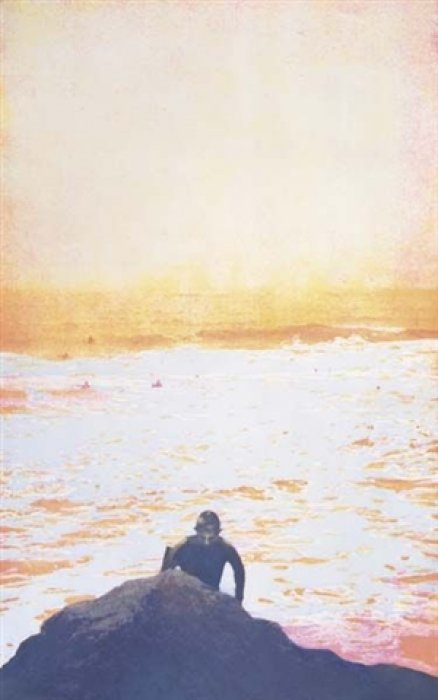 Peter Doig, The Surfer, 2001