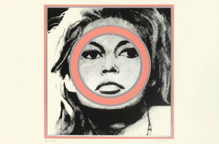 Gerald Laing, Brigitte Bardot, 1968
