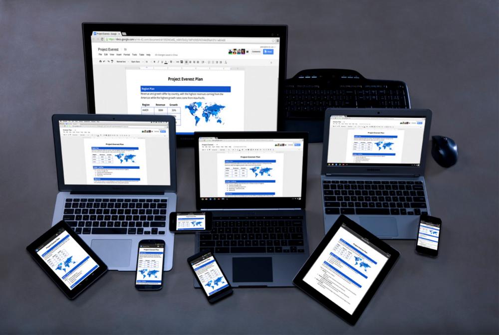 google's keuzevrijheid met Chrome en Android