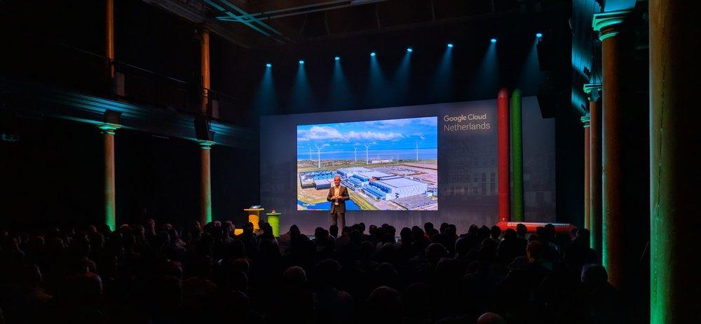 Google opent cloudregio in Nederland