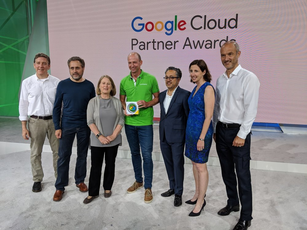 Google Cloud Partner Award