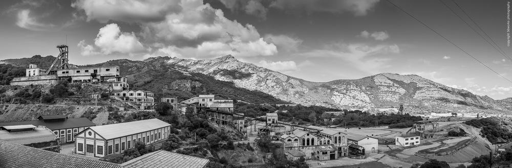 Miniera di Montevecchio, Guspini, Sardegna