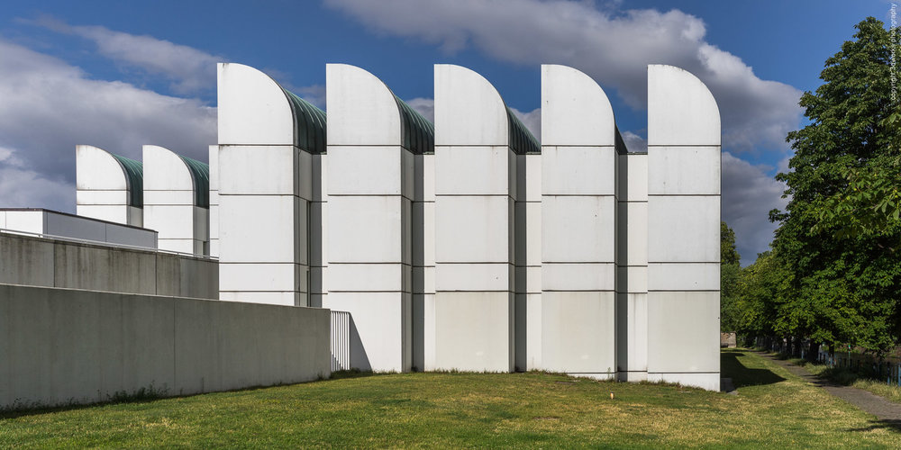 Bauhaus Archiv Berlin, Walter Gropius